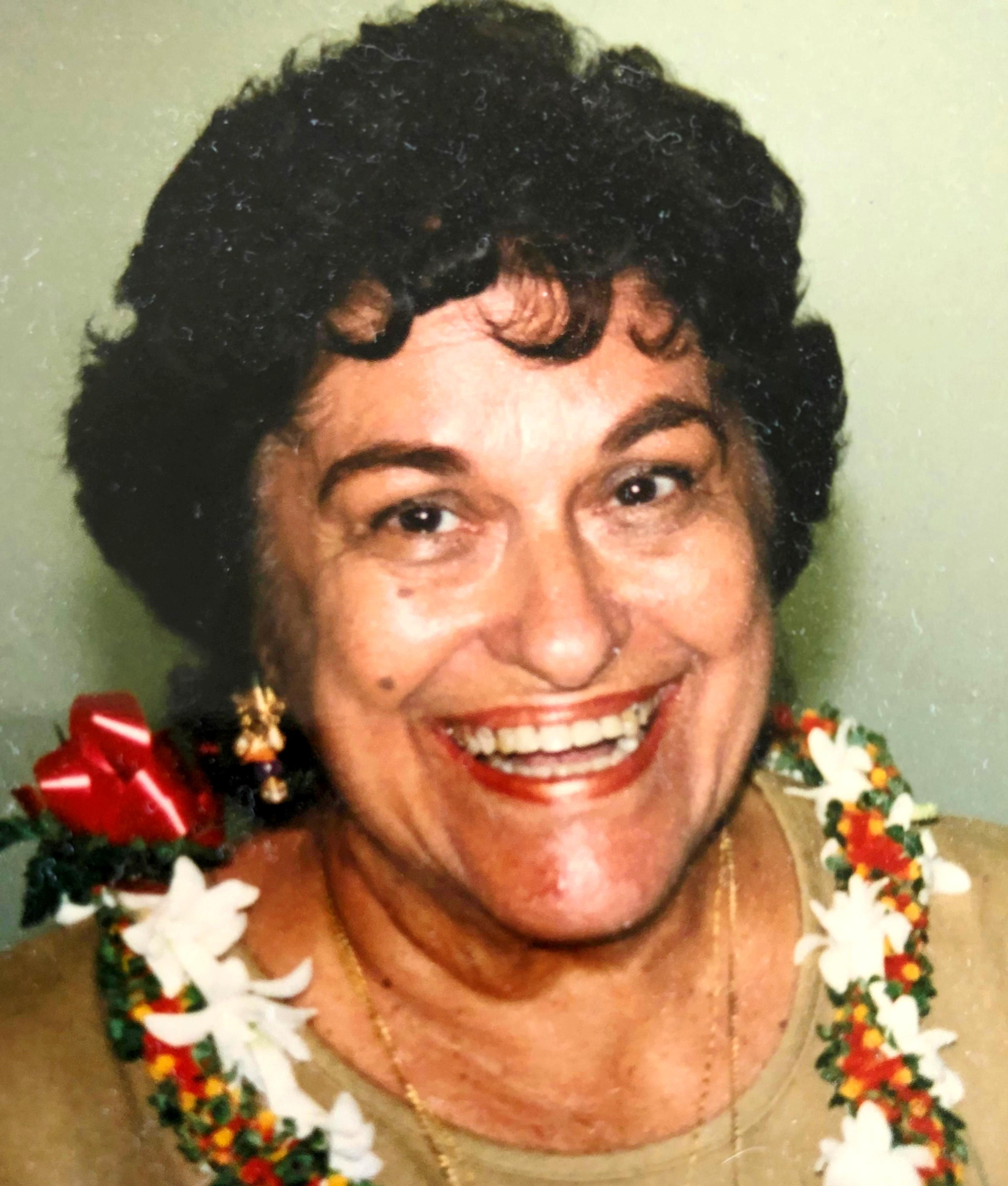 Janet Pearl Almeida
