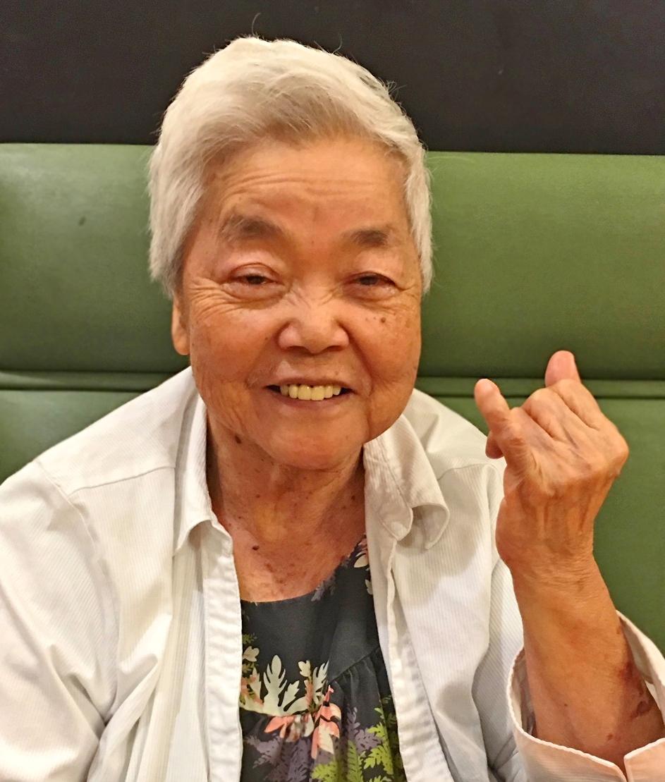 YOSHIKO SAITO NAKATSU