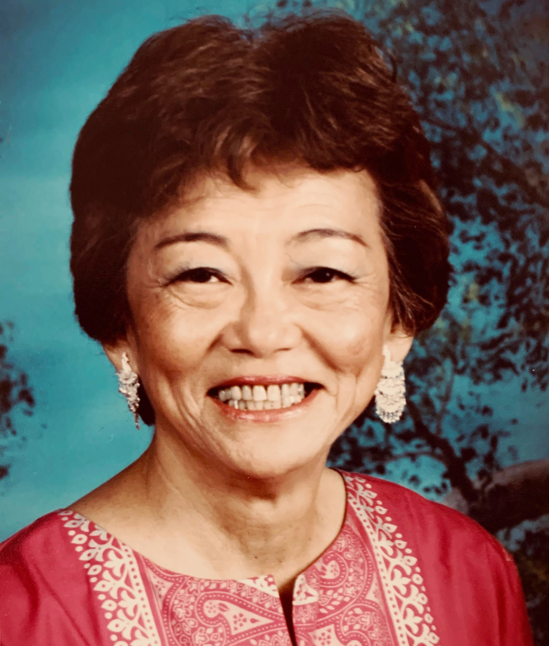 Gladys Takako (Watanabe) Martin