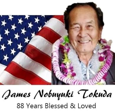 James Nobuyuki Tokuda