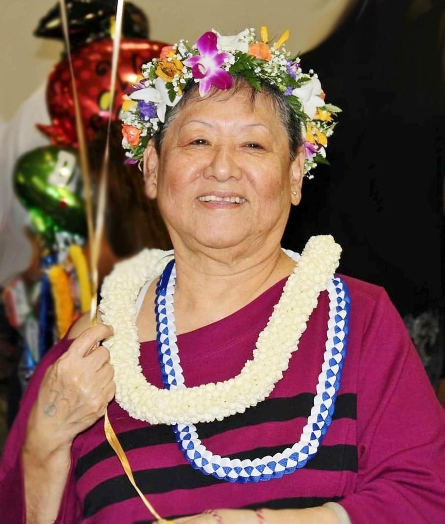 Shirley Ann Fukuda