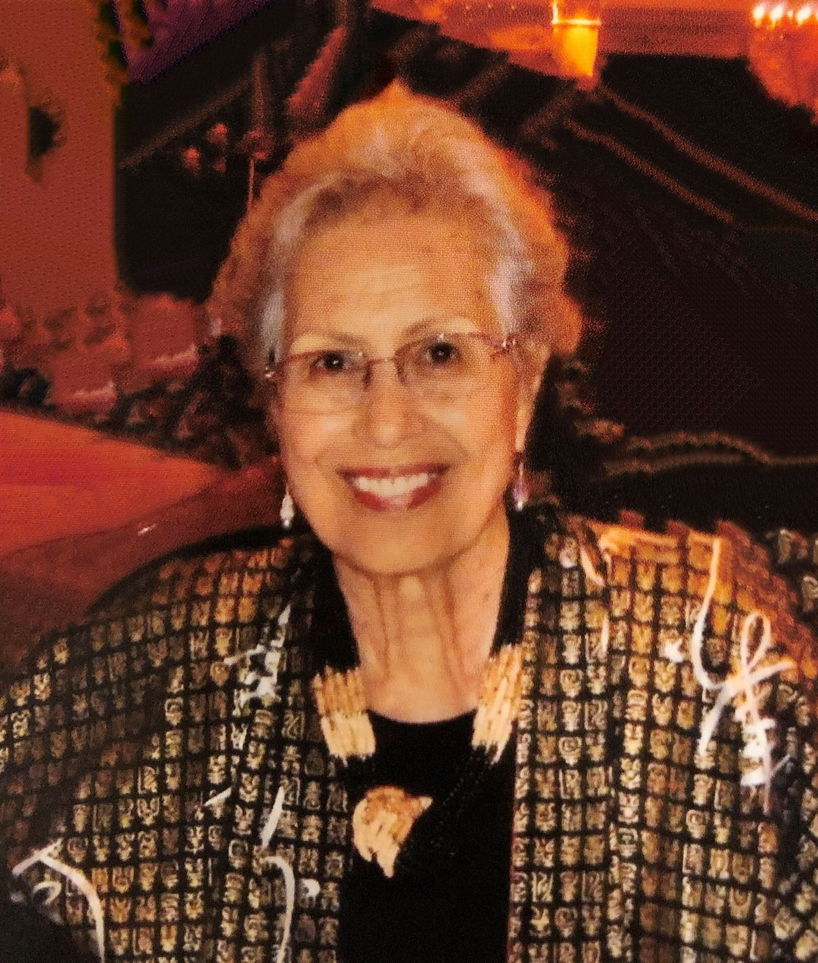 Betty Mae Leionalani Freitas Hiram