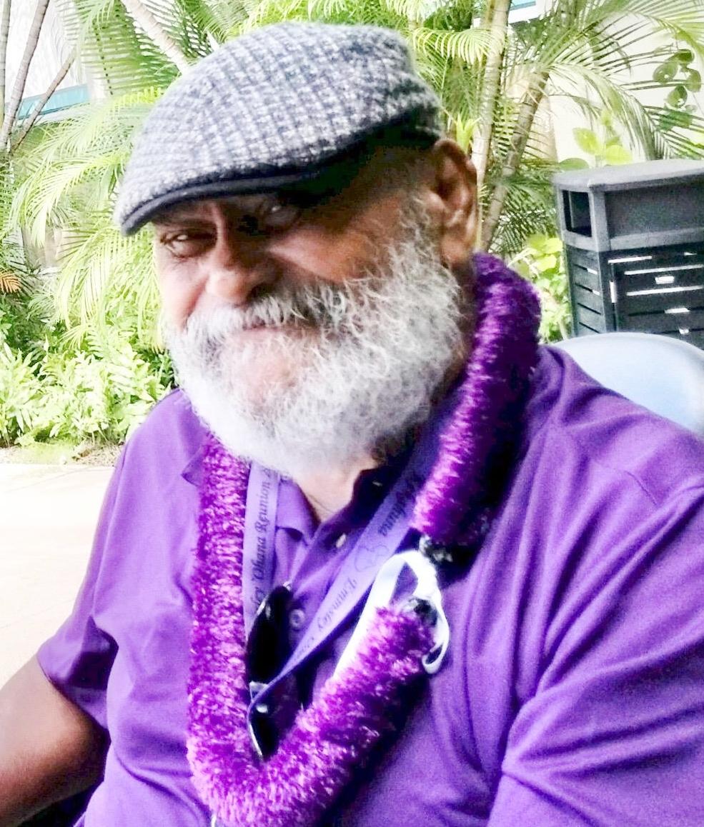 Herman Kahalenani Kama, Jr.