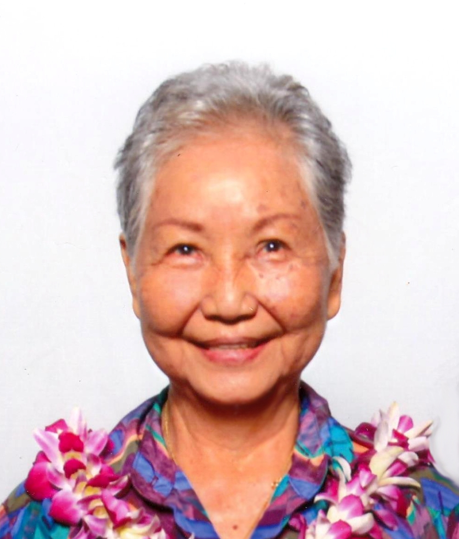 Peggy Asako (Kuwashima) Uehara