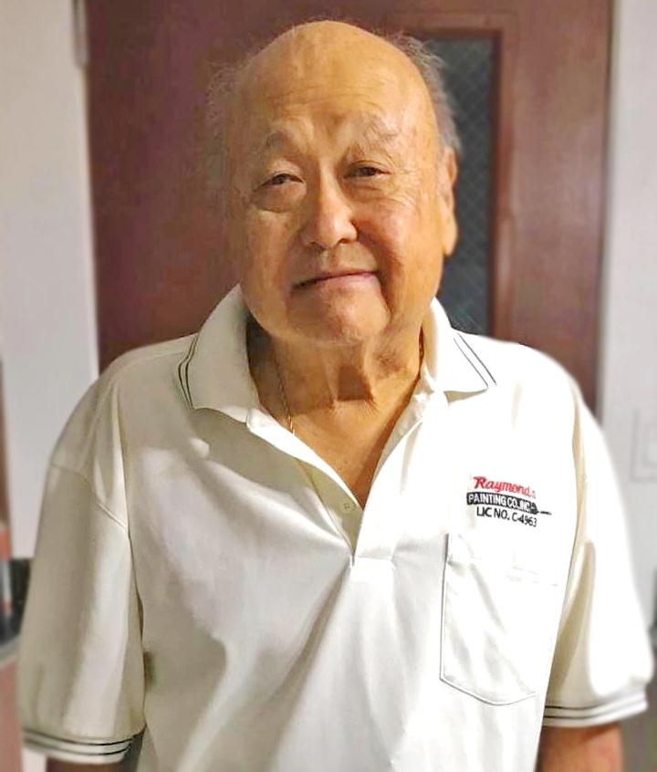 RAYMOND KAZUTO SHIMAMOTO