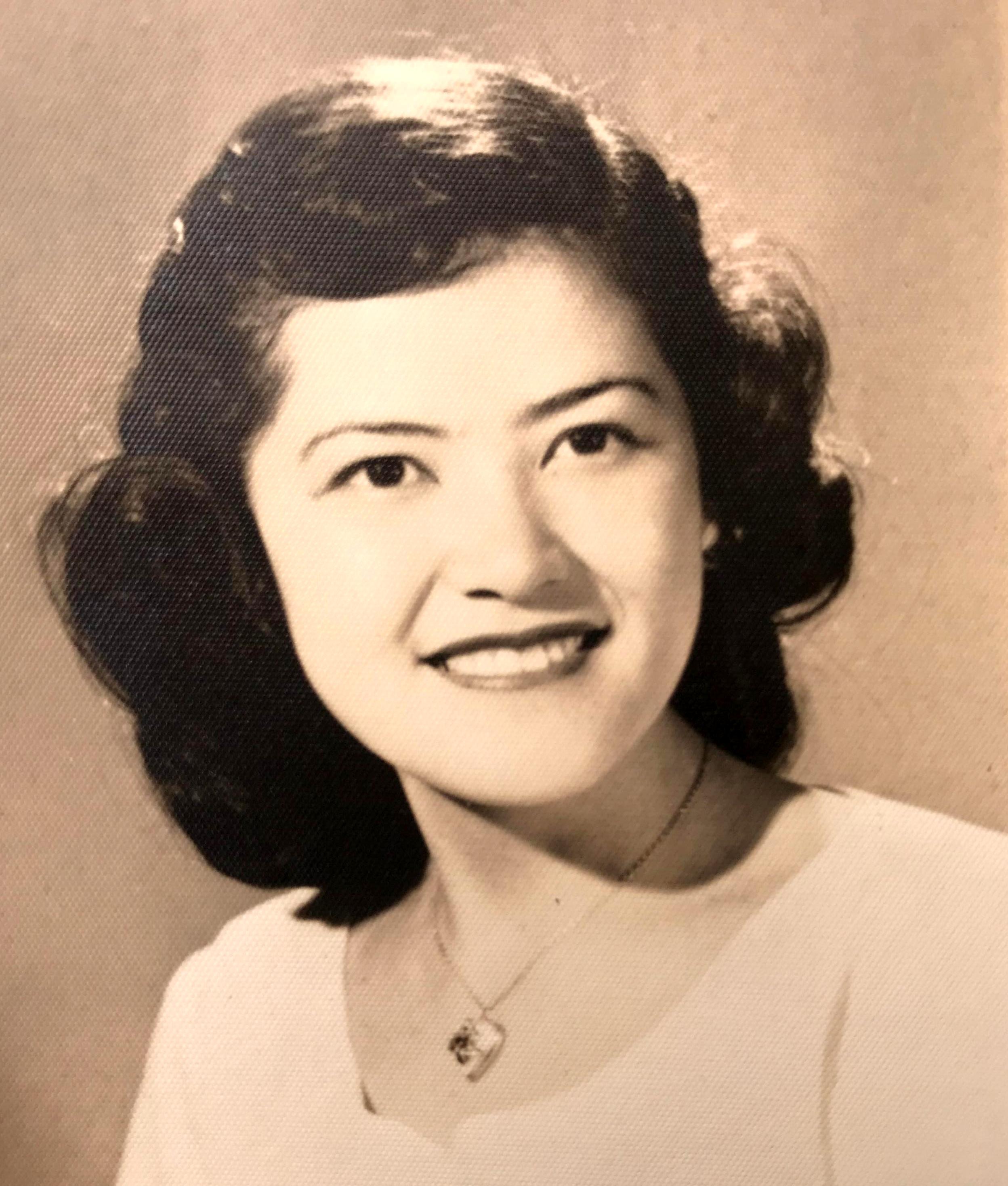 Nancy Chiyoko Isa