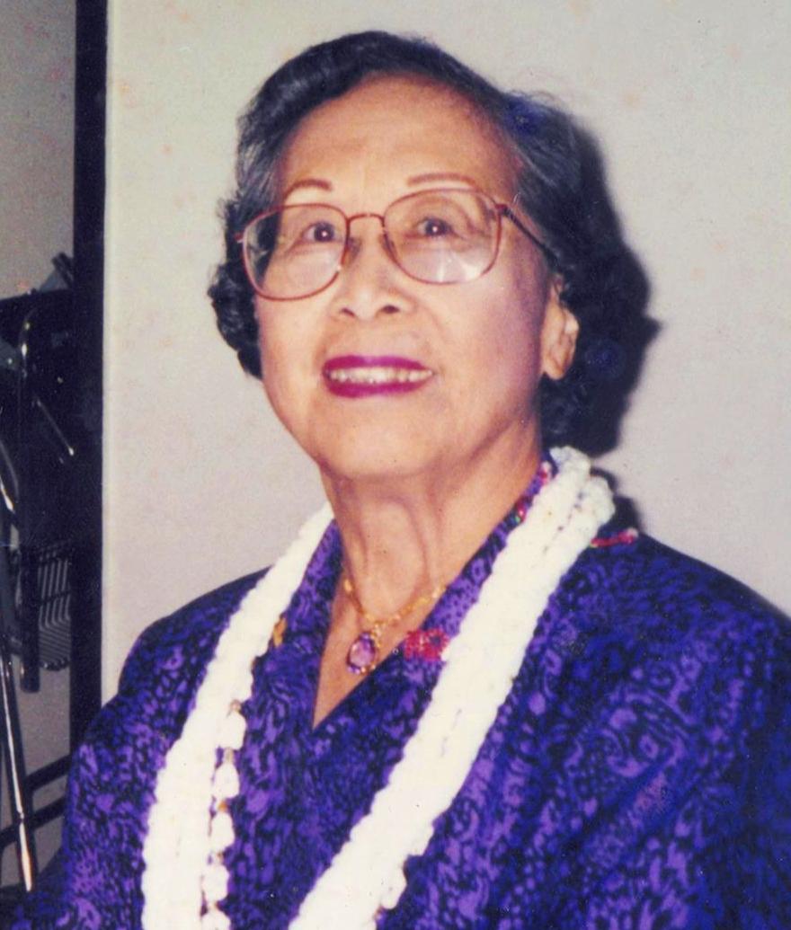 Florence Elizabeth Kealiimaemae Ching Richardson