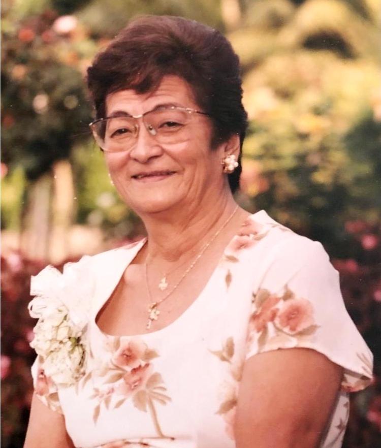 Shirley Yoshiko Hodges
