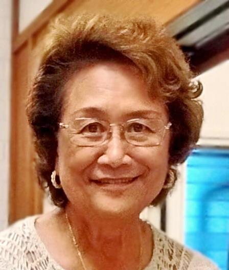 Lorraine Napua (Keli'i) Kam