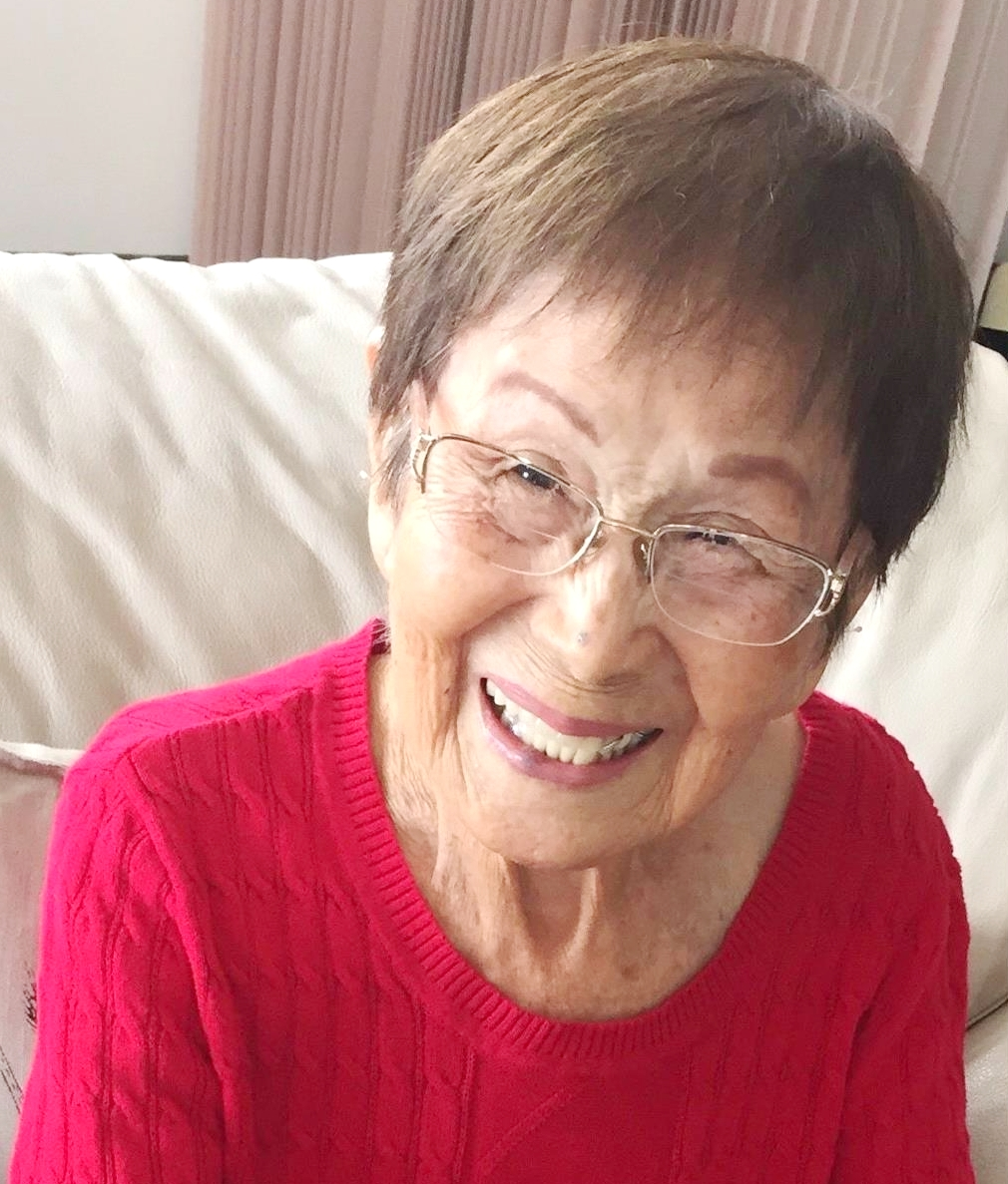 Marion Tomiko Uchima Nakasato