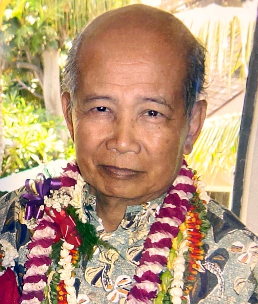 Pedro V. Magaoay