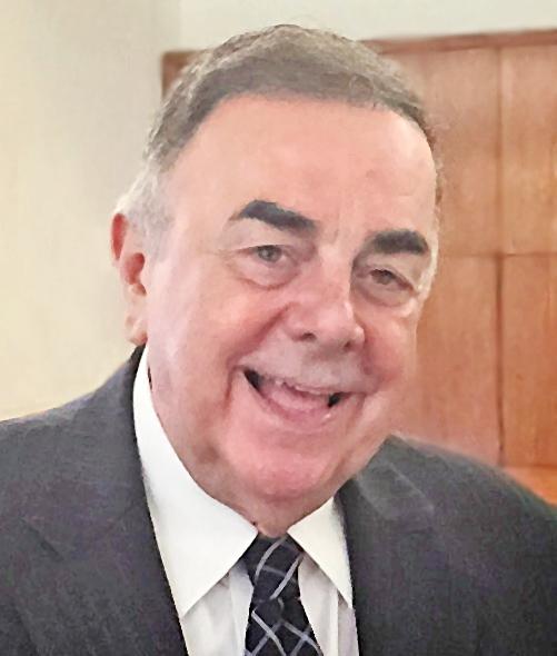 JOHN V. LEVAS