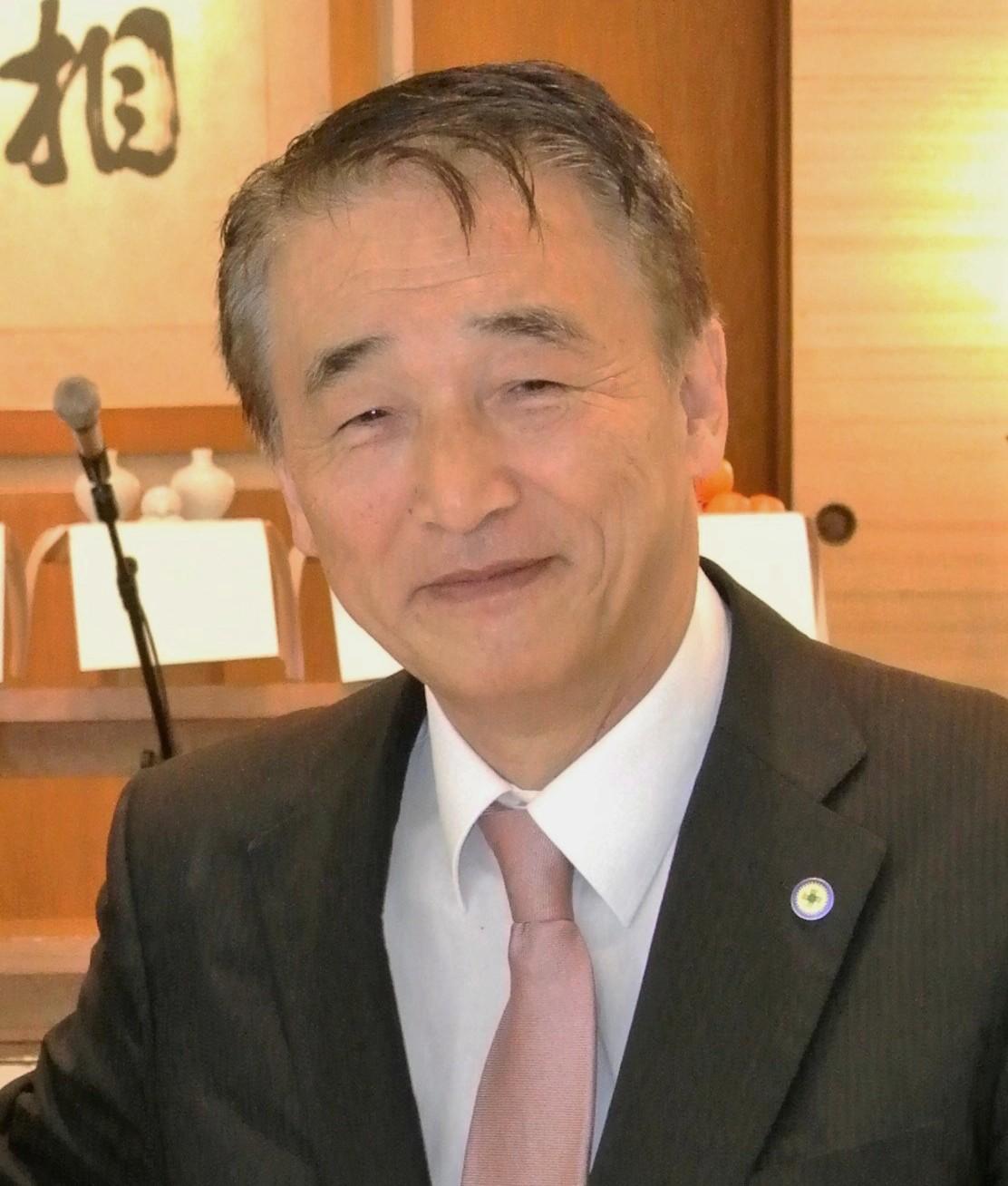REV. HIDEHARU SUGIUCHI