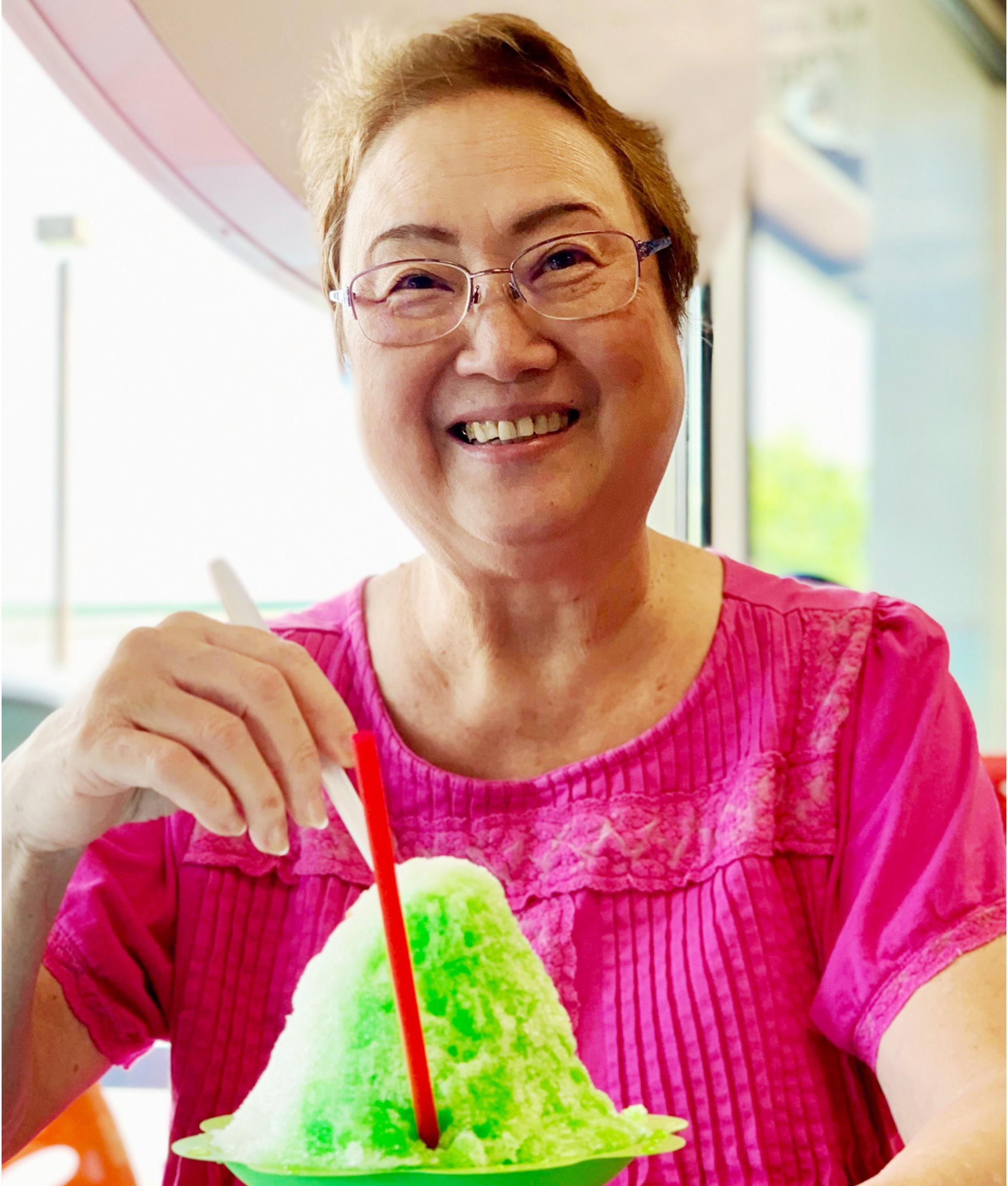 Patsy Hanae Okimoto