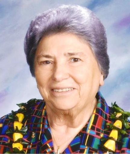 Sister Stephen Marie Serrao, OSF