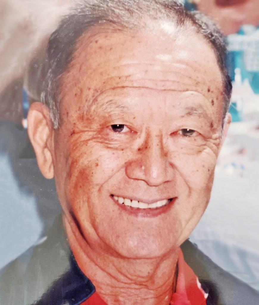 In Loving Memory Harold Mitsuru Nakamura