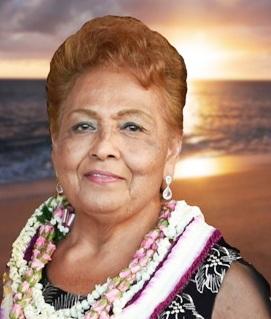Bernadette Palmyra Waiola 'Opu'ukula (Hipa) Borges