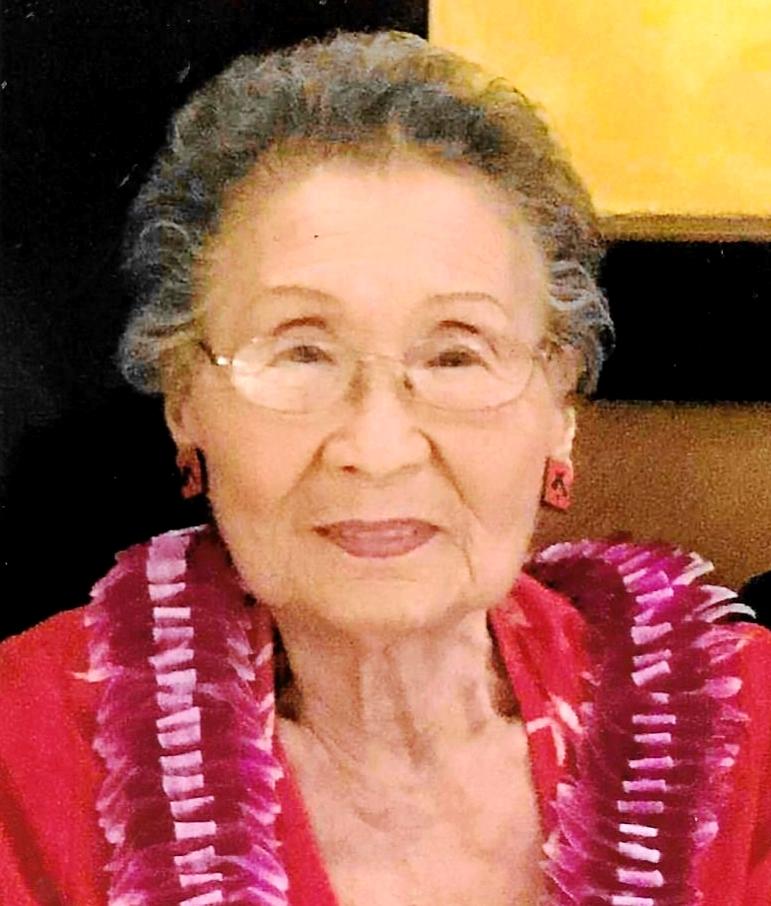 Irene Yoshie Matsumoto
