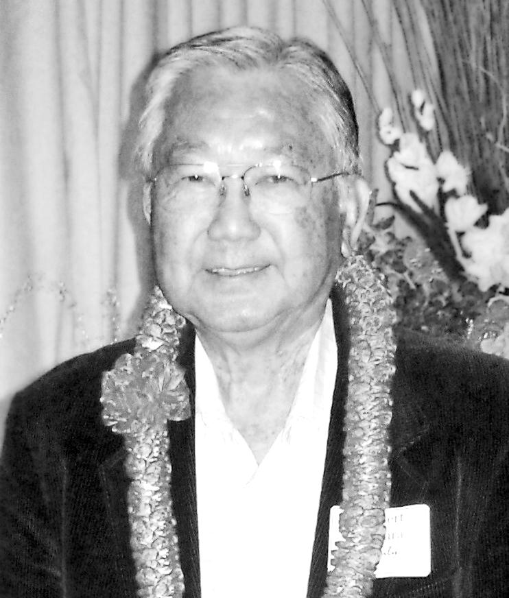 HERBERT T. TAMURA